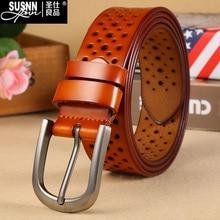 2016 New Genuine L Leather Good Quality Business Mens font b Belt b font Luxury Designer