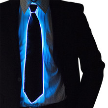 Awesome Flashing Cosplay LED Tie