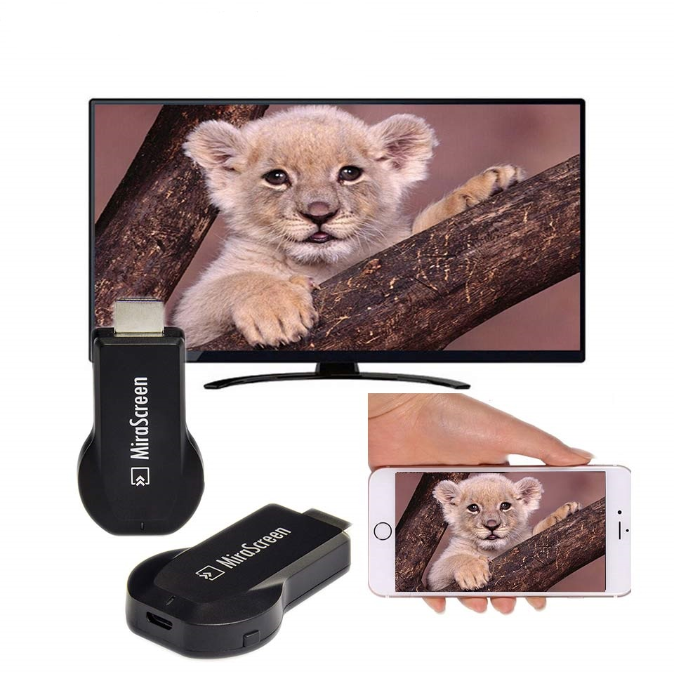 Brand Owner Mirascreen M2 DLNA Airplay WiFi Display Miracast TV Dongle HDMI Receiver Mini Android TV Stick Full 1080P TV Stick