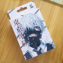 54 pcs/pack Tokyo Ghoul Action & Toys figures Collection Poker Game Cards Toy(China)