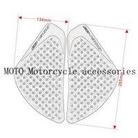 Carbon Fiber Tank Pad Motorcycle Tank Protector Stickers For Honda CB1300 2006 2009 2010 2011 2012