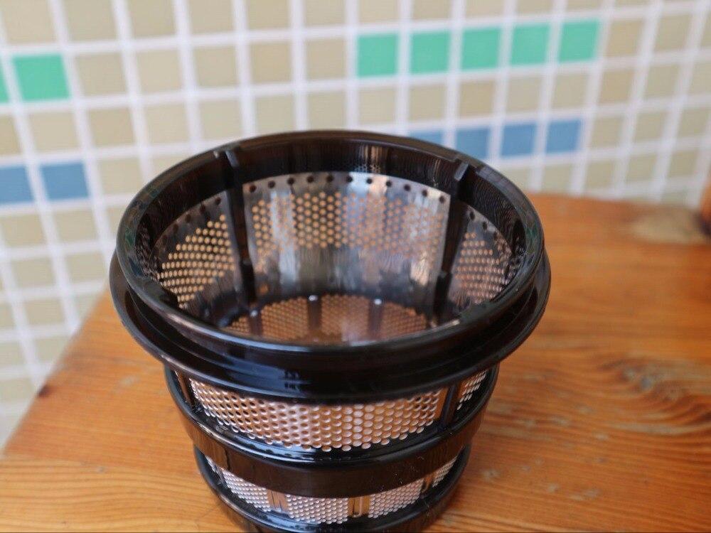 2 шт./лот медленно соковыжималка hurom Ultem фильтр грубой и тонкой фильтр для замены hurom hh-sbf11 hu-19sgm соковыжималка запасные части