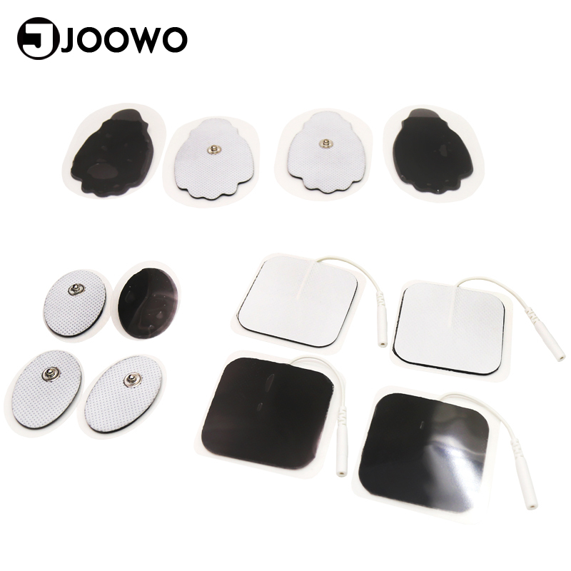 Unisex Sensitive Areas Electrical Therapy Gel Pads Electro Shock Nipple Clitoris Stimulate Breast Massage Sex Toys