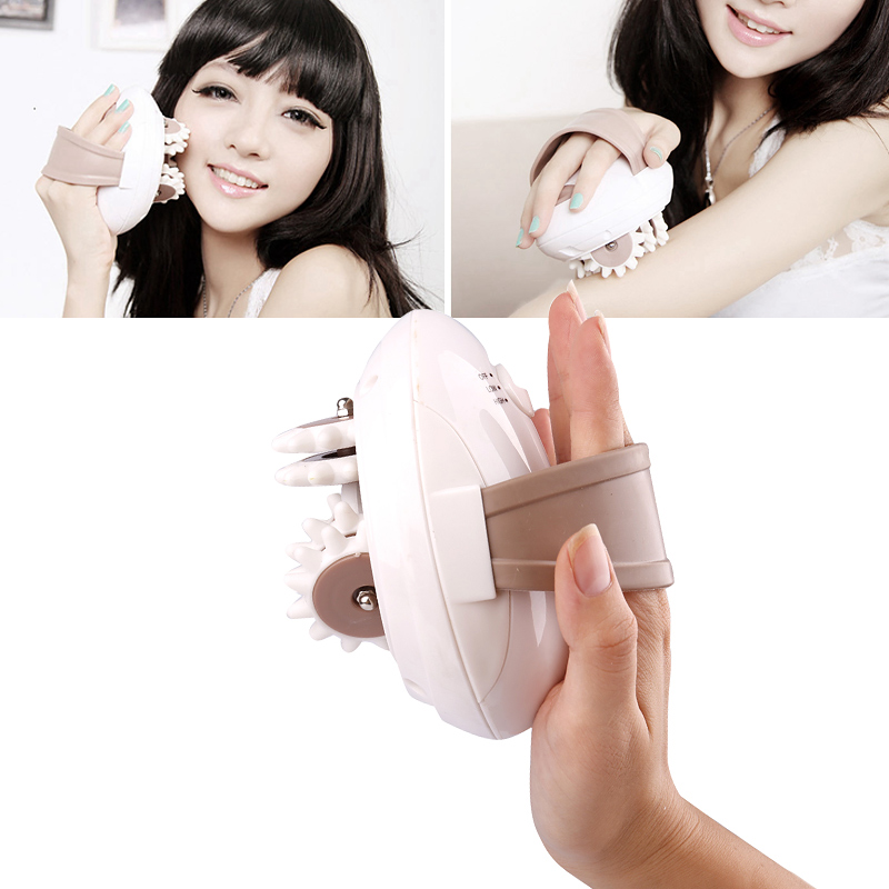 Loss Weight 3D Electric Full Body Massager Roller For Relaxation Fat Burning Slimmer Anti Cellulite Massage device Healthy care