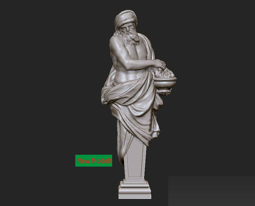 3D model relief STL models file format Goddess of mercy Summer martyrs faith hope and love and their mother sophia 3d model relief figure stl format religion for cnc in stl file format