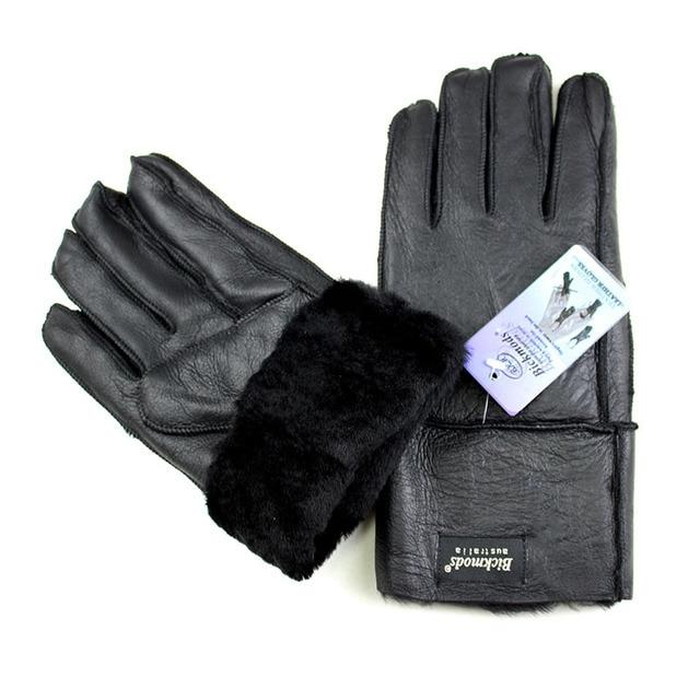 Winter Warm Sheepskin Fur...
