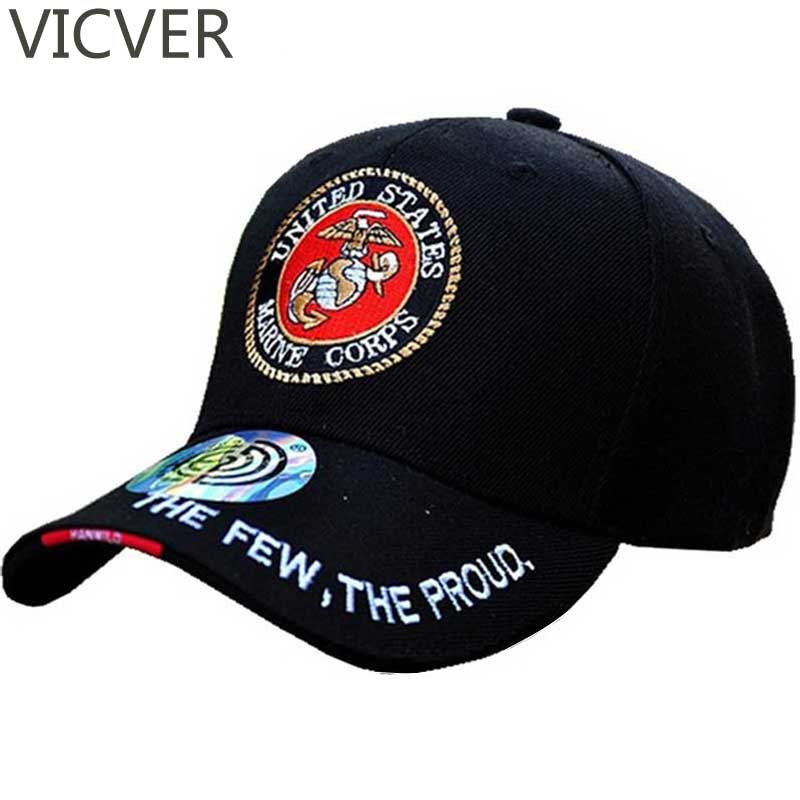 fb0b42af1fb Buy marine corp hat and get free shipping on AliExpress.com