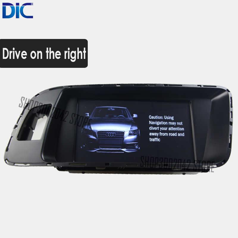 DLC Android システム GPS ナビゲーションプレーヤー右手左手 8.8 2 グラム 16 グラム 4 グラム 10.25 インチ WIFI ビデオ/アウディ Q5 2010-2016