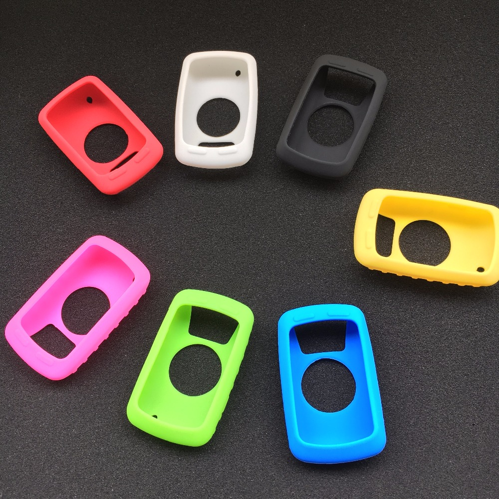Bicycle Silicone Rubber shockproof Protect Cover Case For Garmin Edge 800/810 Bike Cycling GPS Computer Accessories