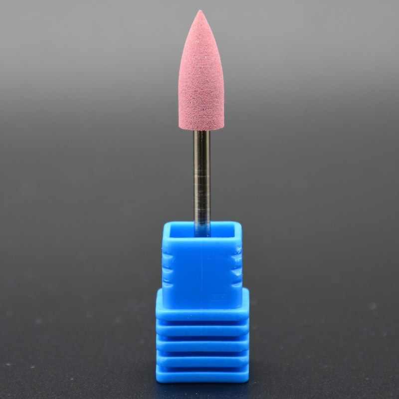 MAOHANG 1 шт. резиновая силиконовая насадка для полировки сверла резак для гладкой и полировки ногтей электродрель аксессуар