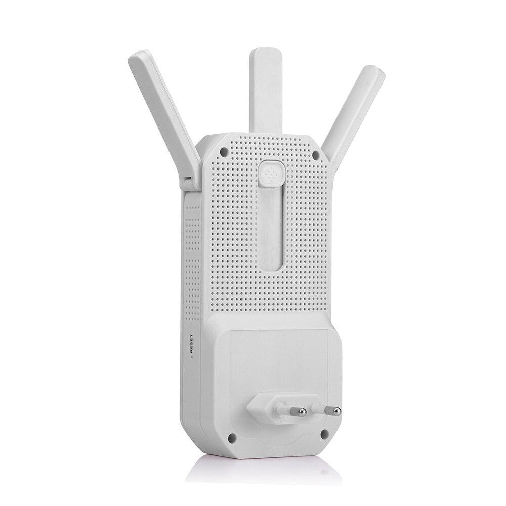 750Mbps double bande WiFi AP répéteur adaptateur sans fil extension de couverture avec 3 antennes DC 5V 1A - 4