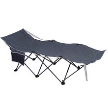 Folding Outside furniture 185 cm leisure beach chairs bed office lunch nap bed camp bed siesta easy chair stool Free Shipping