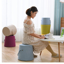 fashion home kids adult coffee table stool small bench furniture saddle stools vanity chair industrial furniture countryside saddle coffee chair rotating wood seat