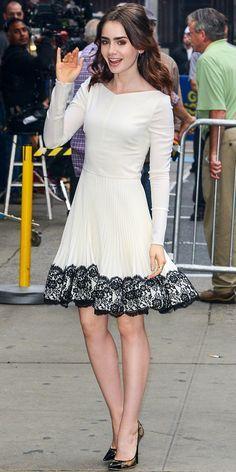Белое Атласное Платье До Колена с глубоким вырезом для выпускного вечера, а-силуэт, черное кружевное платье с длинными рукавами для свадебной вечеринки, изготовленное на заказ - Цвет: as picture