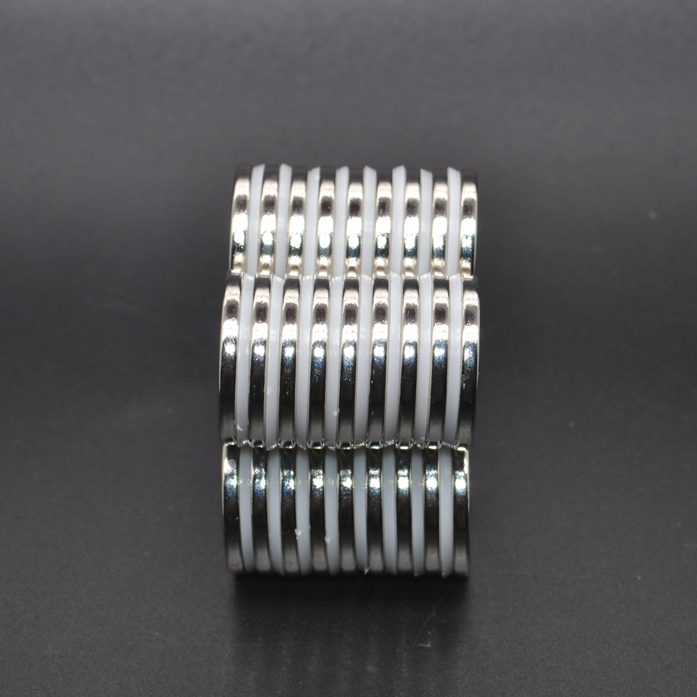 Image 2 - 100pieces 25*3 N52 Strong Round Cylinder Magnet 25x3mm Rare Earth Neodymium Magnet 25x3 25mmx3mm 25mm*3mm-in Magnetic Materials from Home Improvement