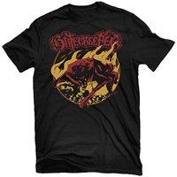 GILDAN Short Sleeves New Fashion T-shirt Men Clothing Gatecreeper - Craving Flesh T Shirt