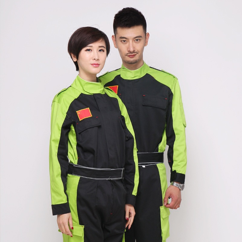 S-3XL! 2018 for 4s Car Beauty Clothing Car Wash Work Wear Set Male Tooling Men's and Women's Protective Clothing