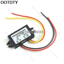 DC/DC Buck 12V To 3.7V 3A 11W Converter Step Down Car Power Supply Module