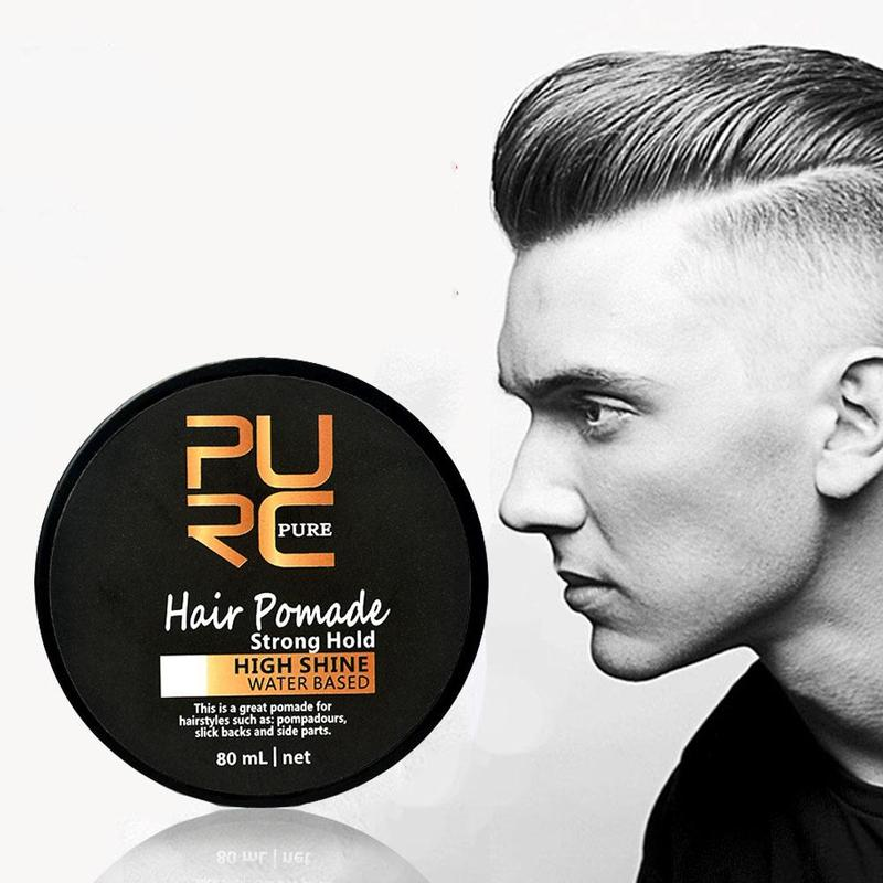 Strong Hold Hair Styling Gel Cream Oil Natural Look Hairs Pomade Ancient Hair Cream Product Hairs Pomade For Hairstyling