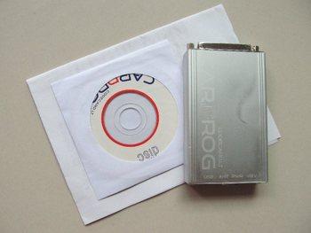 carprog 10.05 WIth Full Adapters Carprog V10.05 Car Prog ECU Chip Tuning Odometers Dashboards Immobilizer dhl free shipping