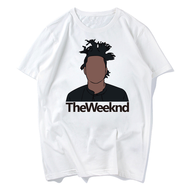 The Weeknd Xo T Shirt Men Anime Women Tops Boy Short Sleeve