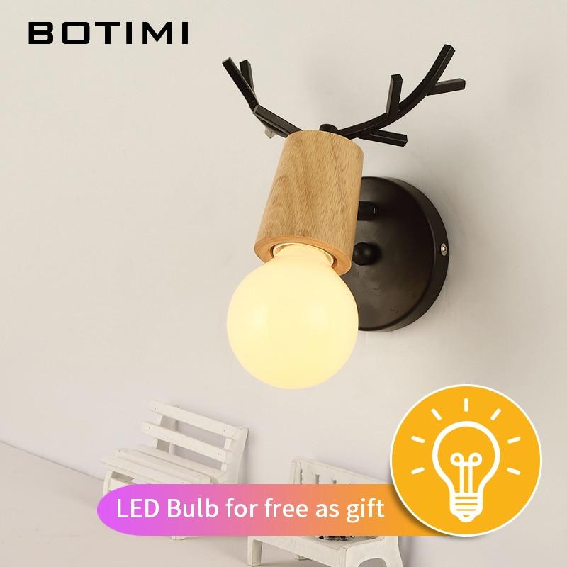 botimi criativo lampada de parede para sala 01