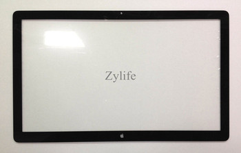 Vidrio Original nuevo A1267 para Apple iMac 24 A1267 pantalla de cine Panel de cristal cubierta frontal a principios de 2009 Año 922-8678