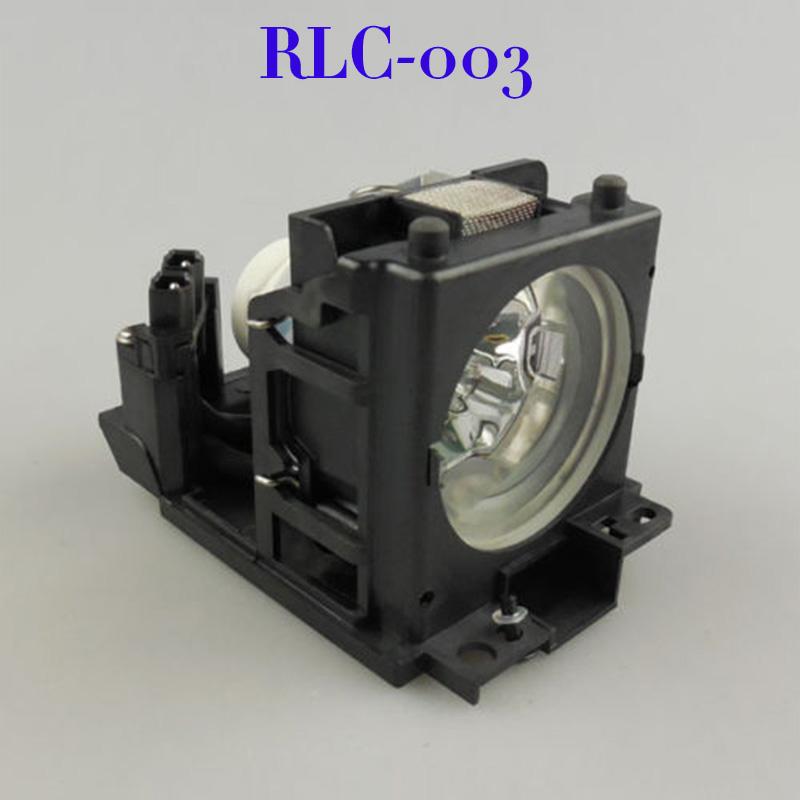 Brand New RLC-003 Replacement projector Lamp bulb with housing for Viewsonic PJ862 Projector haptic information in cars