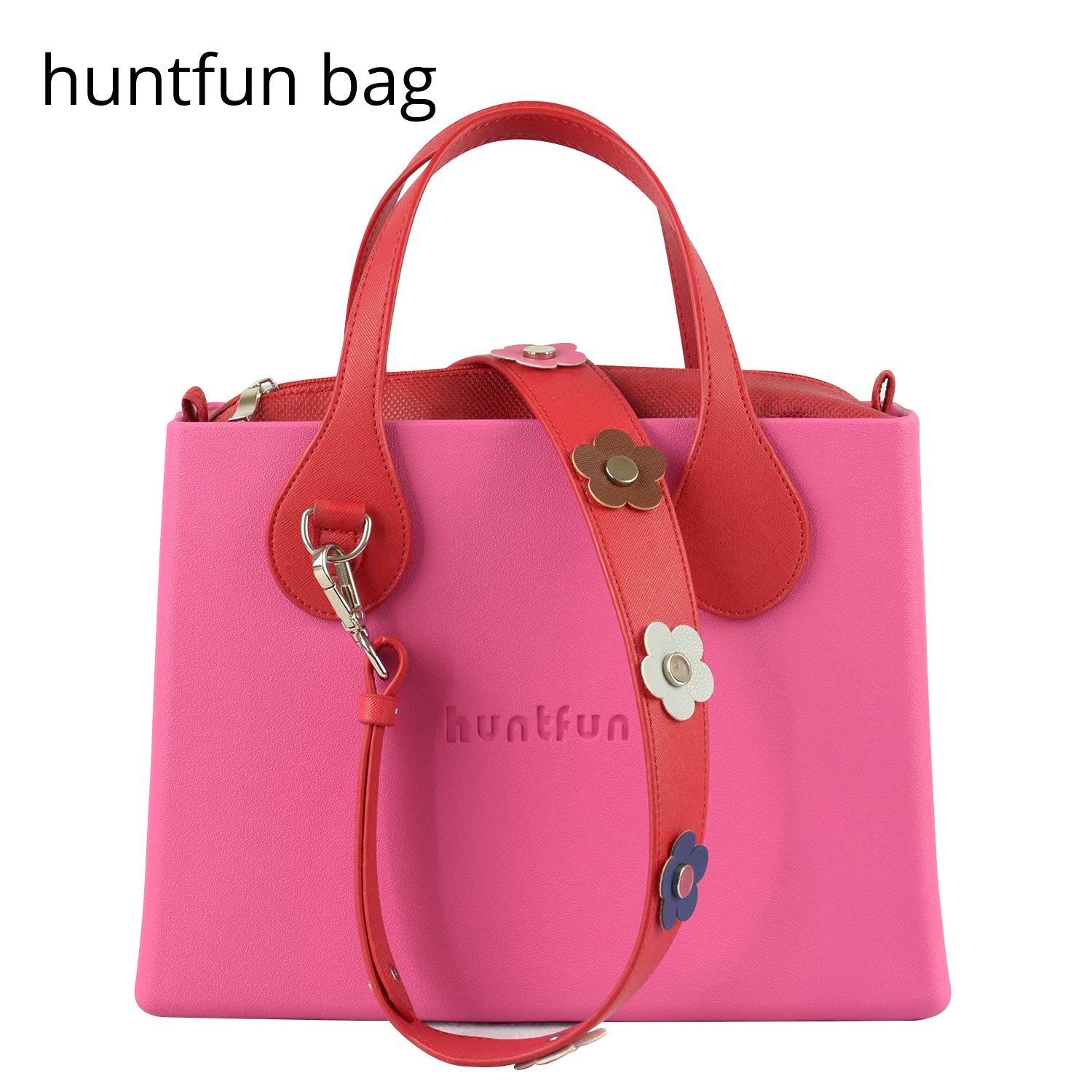 Nesitu Fashion Red Blue Grey Black Red Yellow Genuine Leather Small Women Backpacks Woman Shoulder Bags