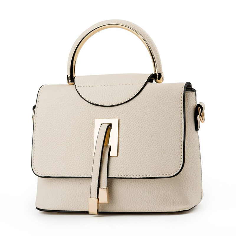 Luxury Brand Leather Shoulder Bag Solid Crossbody Bags for Women Ladies Totes Female Messenger Bags and Handbags Sac A Main