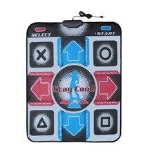 Нескользящий коврик для танцев Коврик для танцев USB одеяло для танцоров к ПК с USB для бодибилдинга фитнеса Противоскользящий танцевальный коврик с CD
