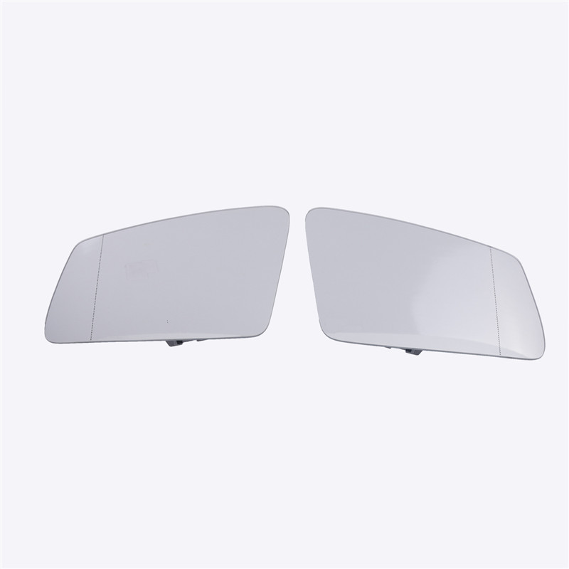 Heated Door Mirror Glass and Backing Plate for Benz S//C//E-class W212 W204 X204 W221 Left side With Part Number 212 810 0521