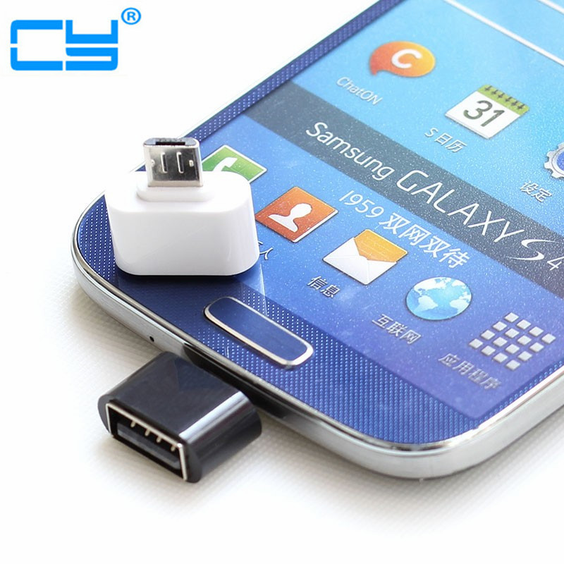 50pcs/lot Micro USB To USB OTG Adapter Male to USB 2.0 OTG Hug Converter for Android Samsung HTC Sony Xiaomi Meizu Tablet win8 10 mac android ftdi ft232rl usb rs232 db9 serial adapter converter cable