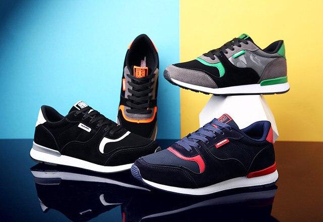 e7a46486 Beannhua ретро кроссовки Мужские Спорт на открытом воздухе обувь наивысшего  качества кроссовки для мужчин, опт