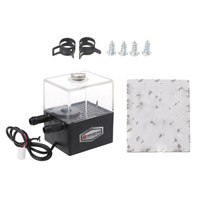 SC 300T DC 12V Ultra Quiet Water Pump Tank For Computer CPU Liquid Cooling System