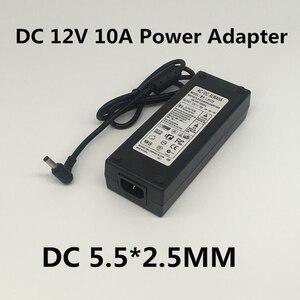 Image 5 - AC 100V 240V DC 12 V 1A 2A 3A 5A 6A 8A 10A אספקת חשמל מתאם 12 V וולט תאורת שנאי ממיר עבור LED רצועת אור טלוויזיה במעגל סגור