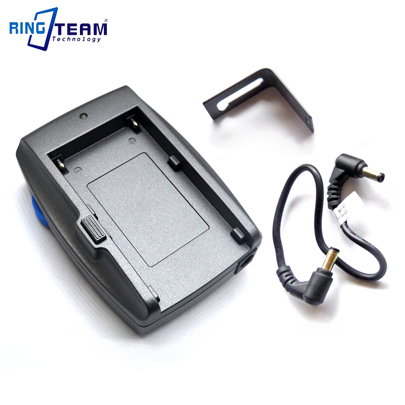 Replace Sony F Serials Battery Base Holder Mount Adapter Plate for NP F570 F750 F970 for LCD DSLR Camera HDMI Monitor BMCC цены