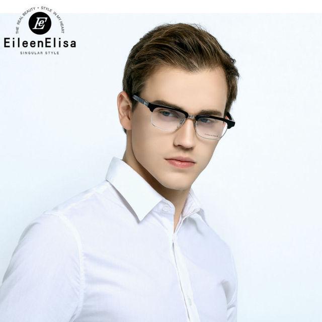 126d519cc EE Luxury Glasses Frame for Men Reading Glasses Retro Square Glasses Frame  for Men Brand Eyeglasses Frames Men