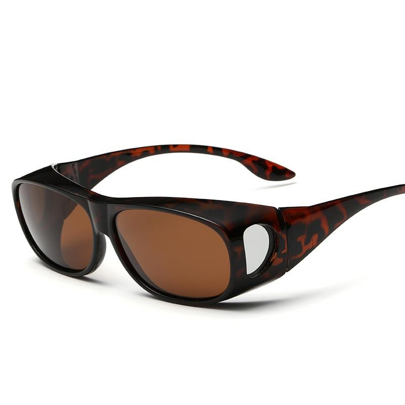 2015 New High End venkovní sportovní sluneční brýle přes myopii - Rybaření