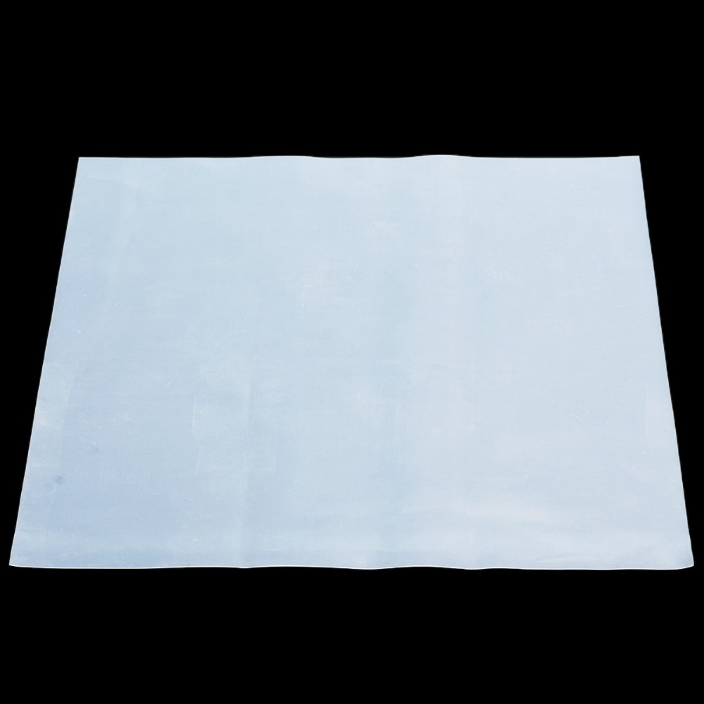 1pc New Silicone Rubber Sheet Plate Mat High Temperature