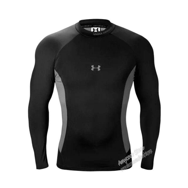 New mens long sleeve golf wear 4 colors golf t shirt s xxl for Womens golf shirts xxl