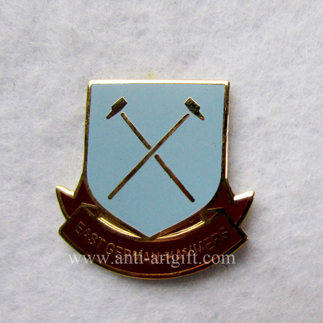 Custom Hard Enamel Baseball Pins With Gold Plated Trading Pins For