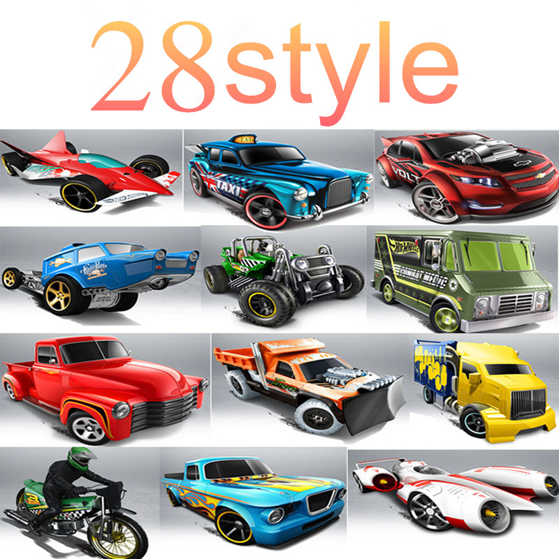 28style Hot Wheels Trem Hot Wheels Cars Car Model Hot
