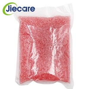 Image 2 - 1000 г стоматологические лабораторные материалы, зубные протезы, гибкая акриловая полоска для моделирования крови для гибкого частичного розового цвета, бесплатная доставка