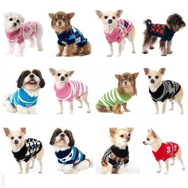 SZ XS XXL envío gratis Otoño Invierno varios cachorro precioso PET ...
