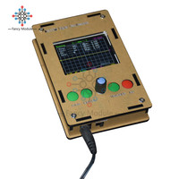 DSO311 DC 9V 200mA Mini DIY Kit Digital Oscilloscope 1MSPS 2.4 TFT LCD STM32 12 Bit Probe With Case Box Shell Replace DSO138