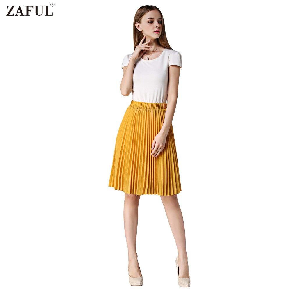 zaful vintage tulle skirt tutu midi summer skirts womens