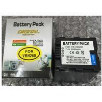 VW VBN260 VBN390 lithium batteries VBN260 Digital camera battery For Panasonic HC X800 HC X900 HC X910 HC X920 HC X920M