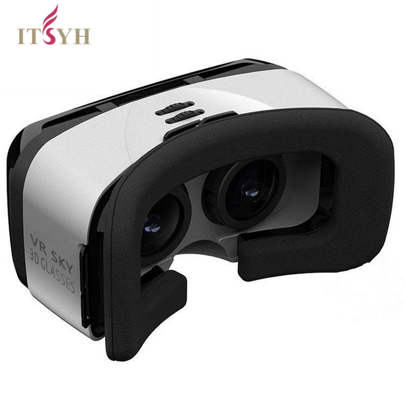 ITSYH 3D VR GLASS VR Sky 3D Glasses 2 0 Virtual Reality Glasses VR Box for