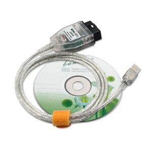 Image 5 - Latest V15.00.028 MINI VCI Interface FOR TOYOTA TIS Techstream MINI VCI FT232RL Chip J2534 OBD2 Diagnostic Cable Free Ship